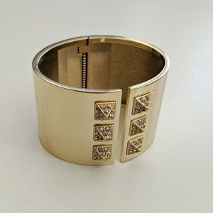 Victoria's Secret Studded Cuff Bracelet